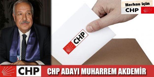 CHP AKDEMİR DEDİ