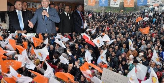 FELLİK FELLİK AKP'YE GEÇMEK İSTEDİ