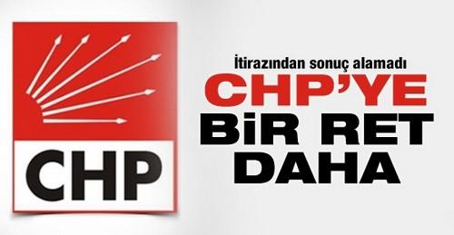 EREĞLİ CHP'YE RET