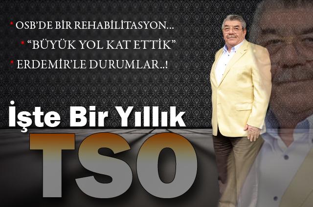 TETİKER TSO'YU ANLATTI