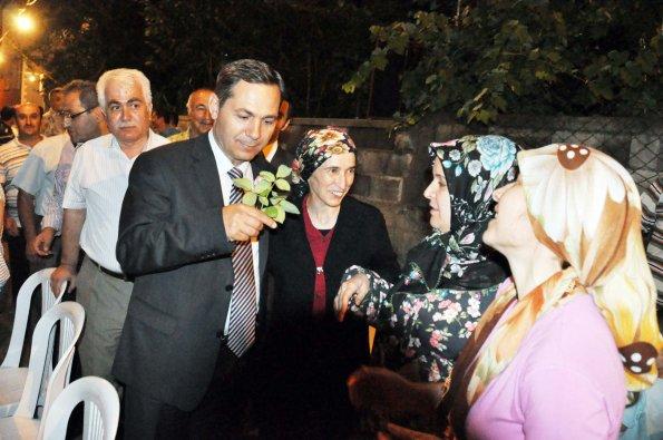 UYSAL'IN ELMATEPE İFTARI