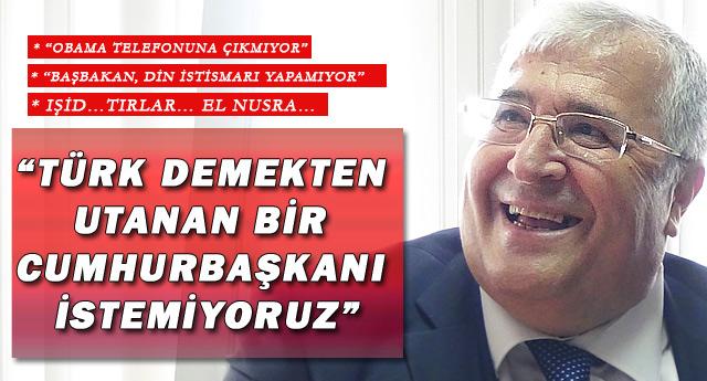 MASUM TÜRKER EREĞLİ'Yİ YOKLADI