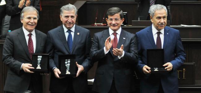 AK PARTİ ONLARLA GURUR DUYUYOR..!