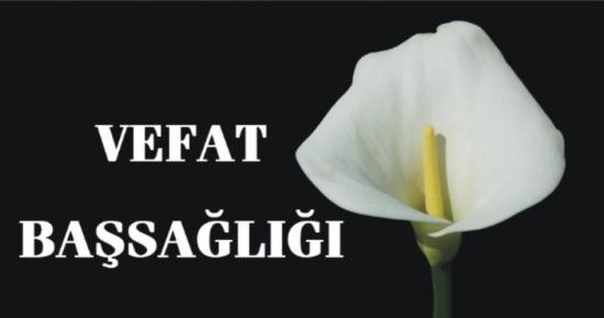 GAZETECİ BABASINI KAYBETTİ..!