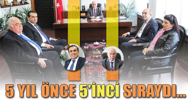 5'TEN SONRA 2 GELDİ..!