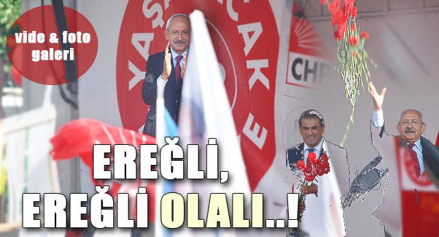 KILIÇDAROĞLU ESTİ, GÜRLEDİ..!