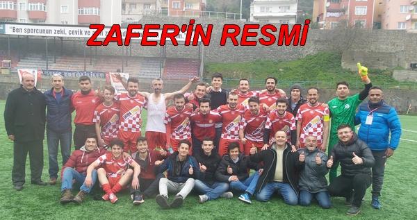 ZAFER'İN RESMİ